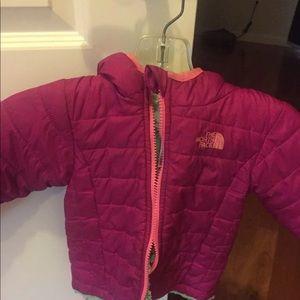 Baby northface coat
